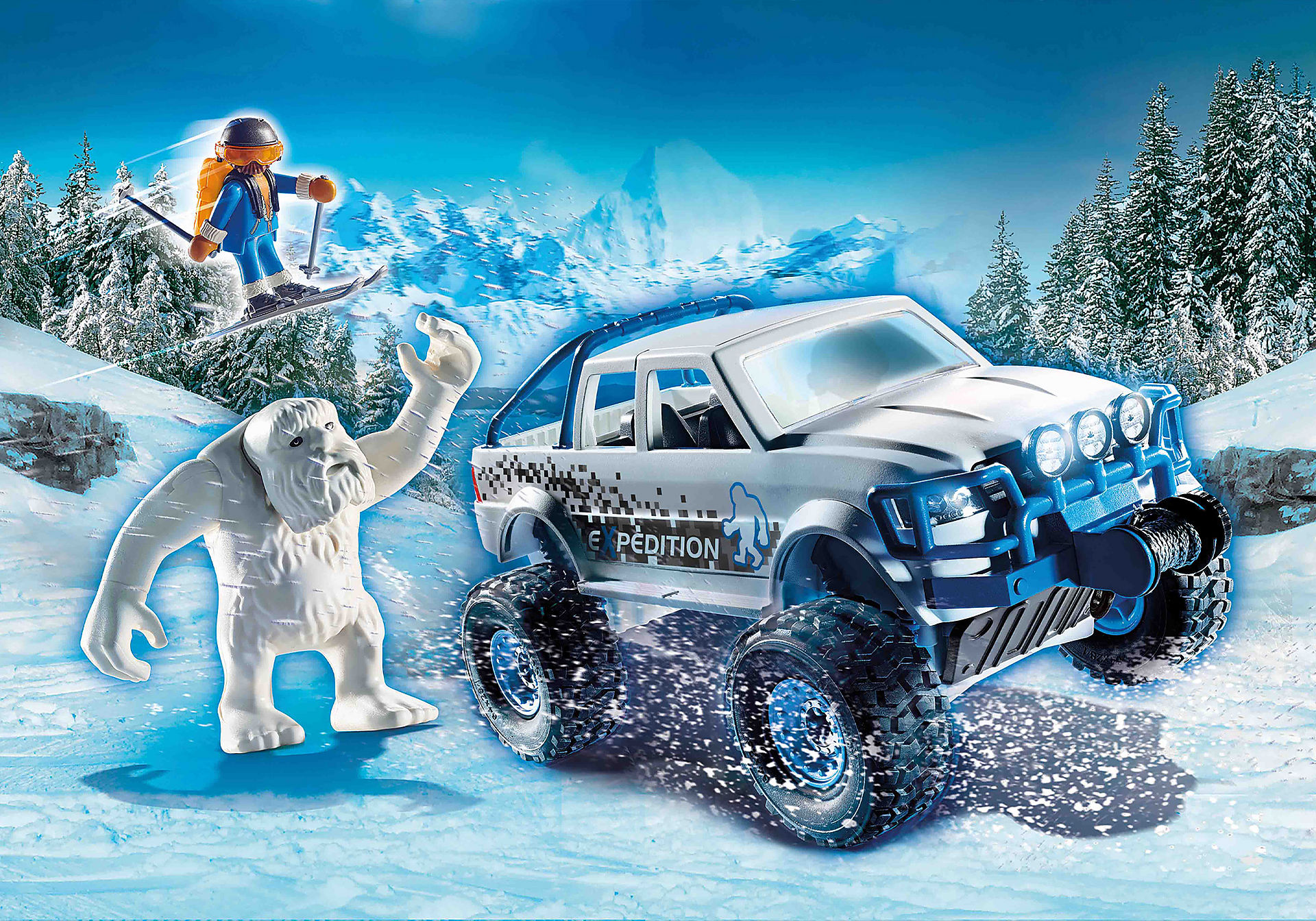 70532 Snow Beast Expedition zoom image1