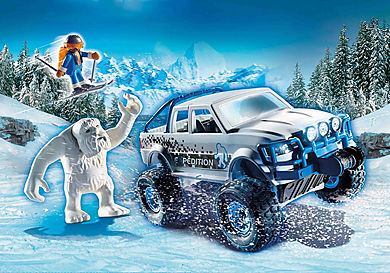 70532 Snow Beast Expedition