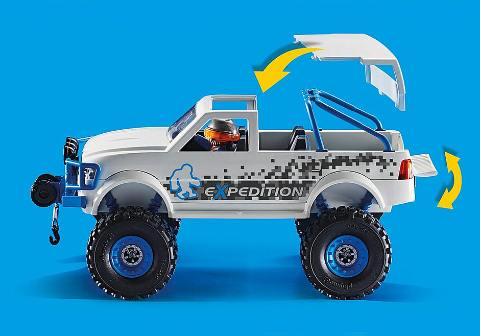 70532 Snow Beast Expedition detail image 3