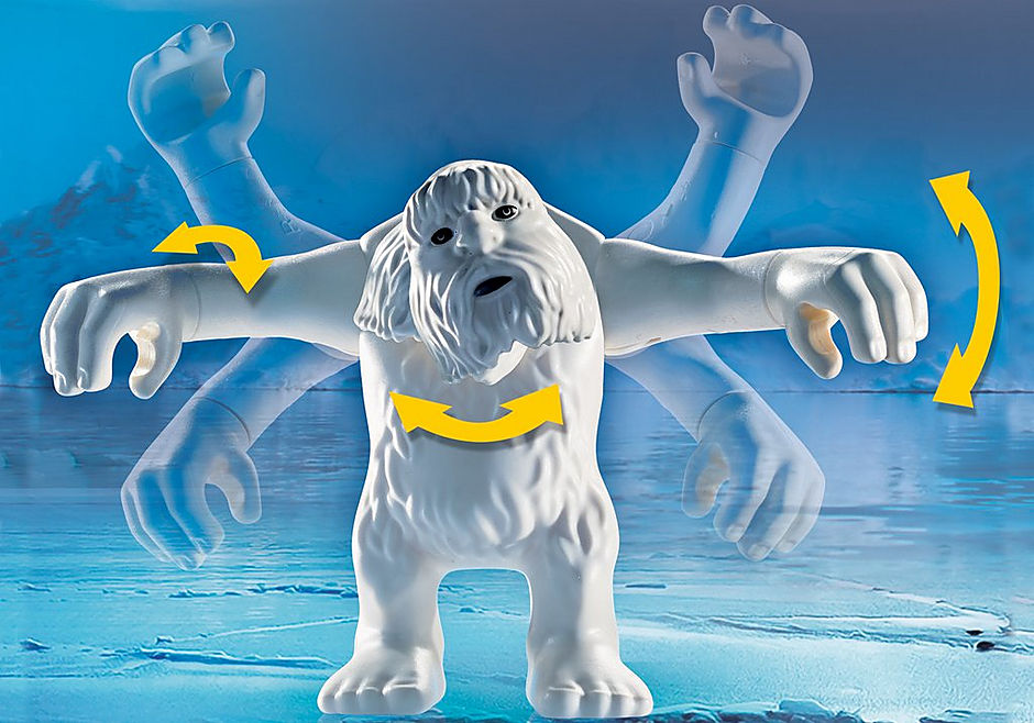 70532 Snow Beast Expedition detail image 4