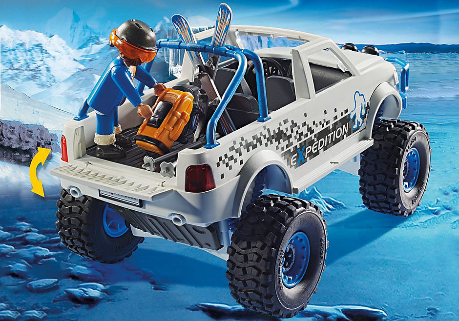 70532 Snow Beast Expedition detail image 5