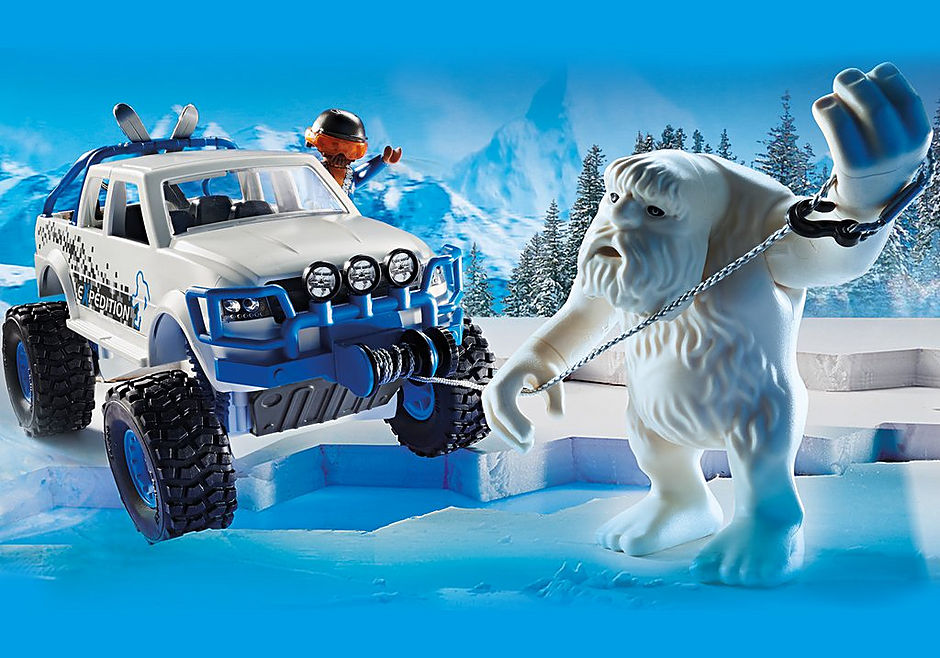 70532 Snow Beast Expedition detail image 6