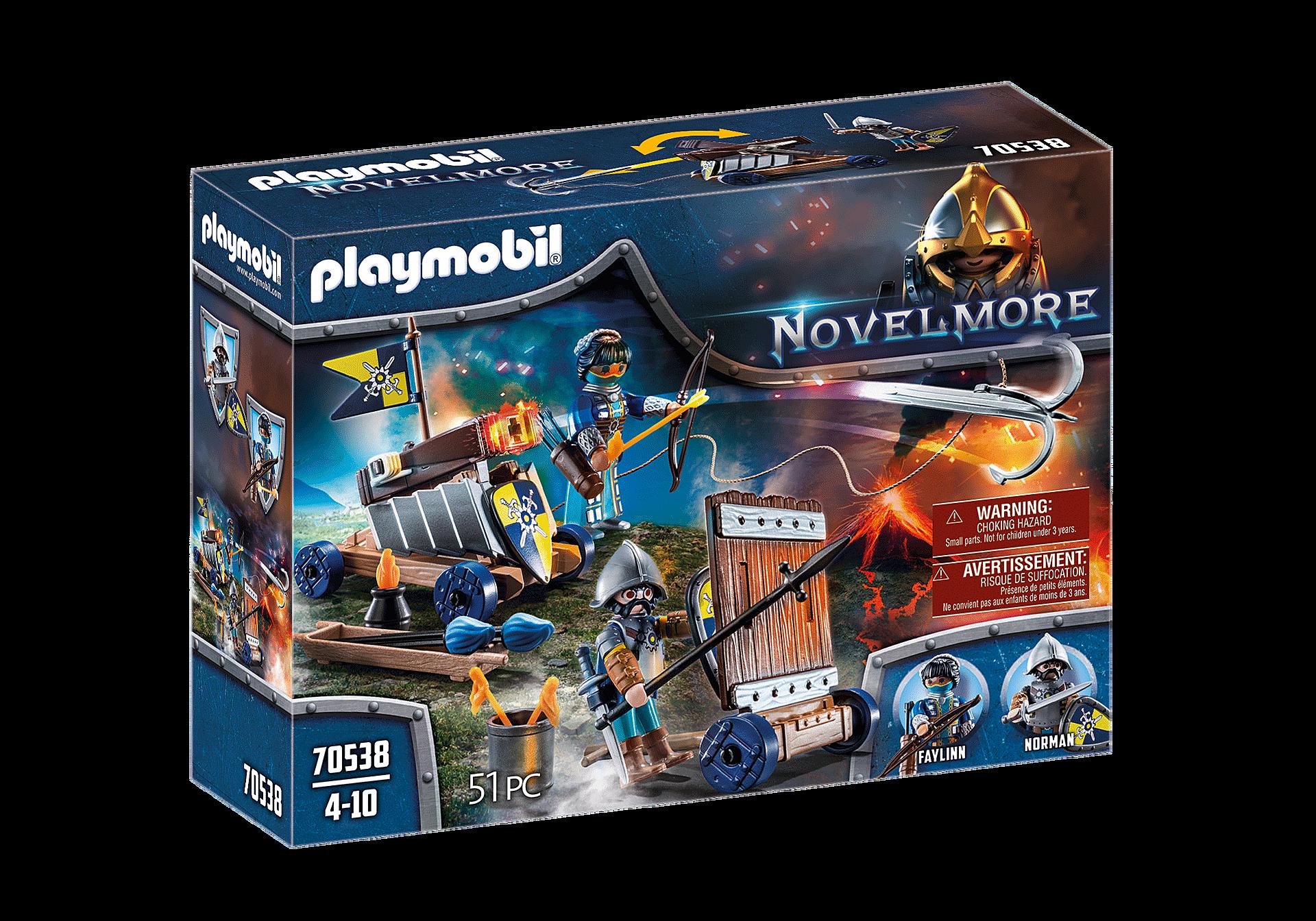 70538 Novelmore angrebstrop zoom image2