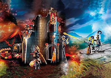 70539 Burnham Raiders Feuerruine