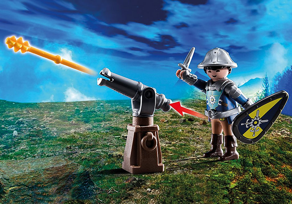70539 Bastion des Burnham Raiders detail image 4