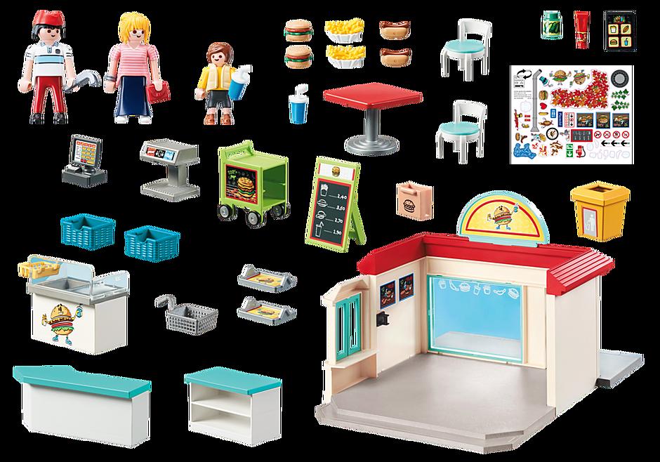 70540 My Burger Shop detail image 3