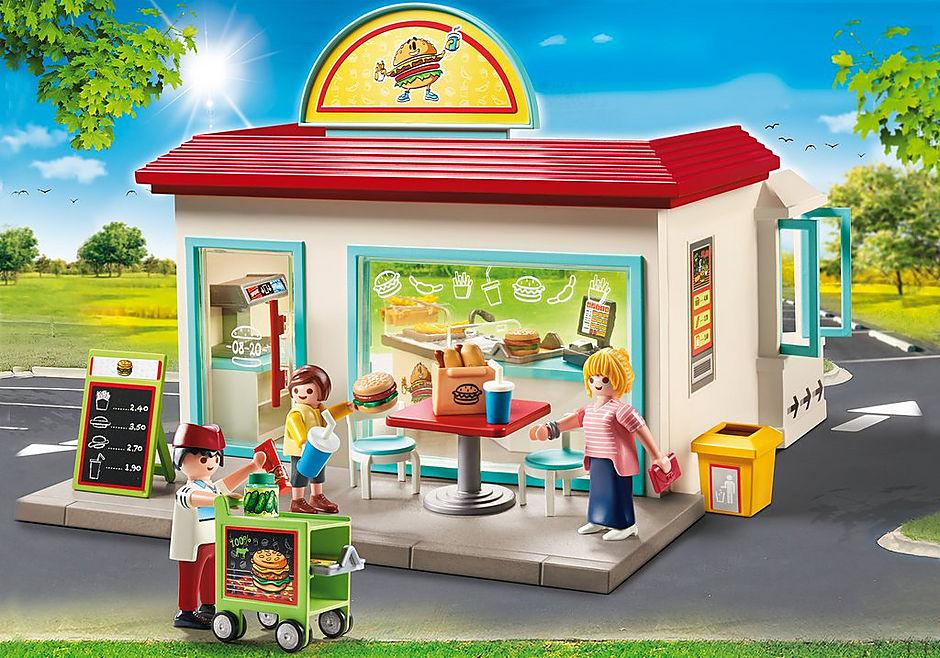 70540 My Burger Shop detail image 1