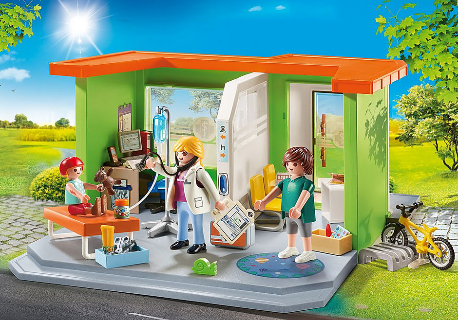70541 Meine Kinderarztpraxis detail image 1
