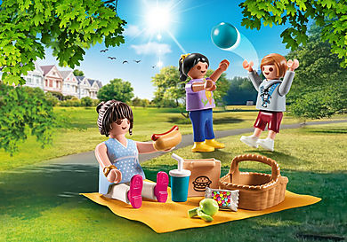 70543 Picknick im Park