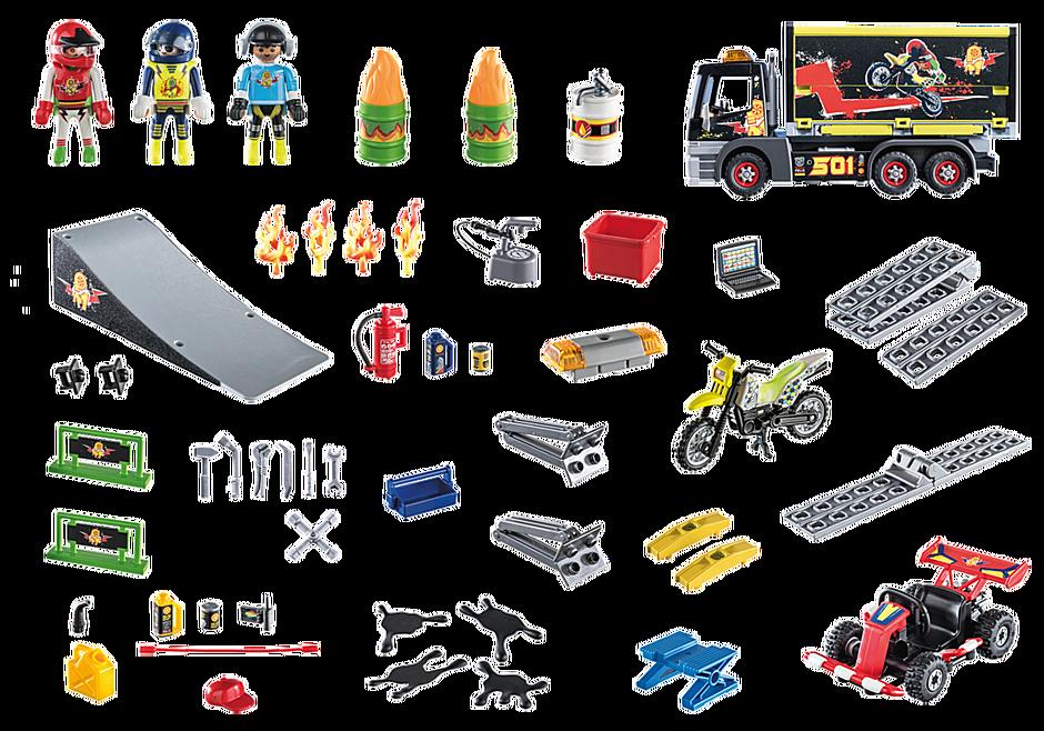 70544 Maxi Calendario dell'Avvento 'Monster Truck Show' detail image 3
