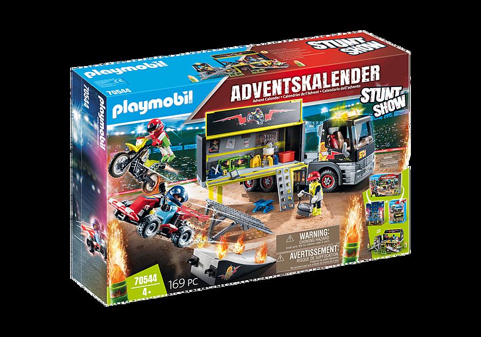 70544 Maxi Calendario dell'Avvento 'Monster Truck Show' detail image 2