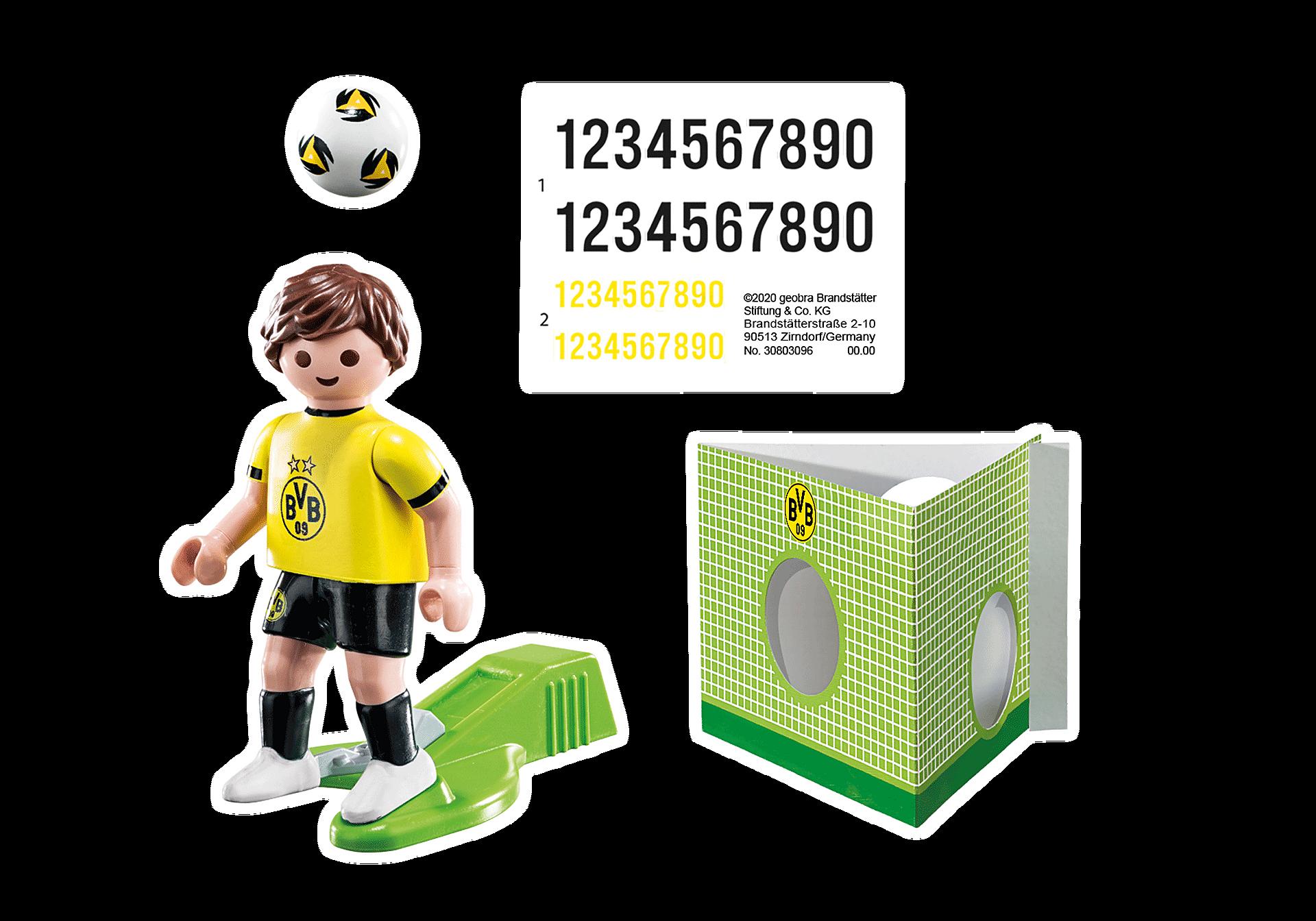 70545 Promo BVB jugador de fútbol zoom image3