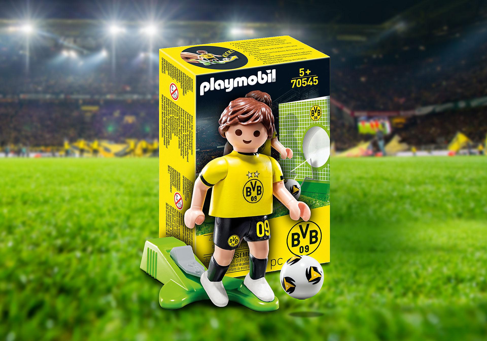 70545 Promo BVB jugador de fútbol zoom image1