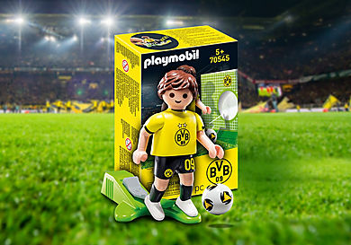 70545 Promo BVB-Fussballer