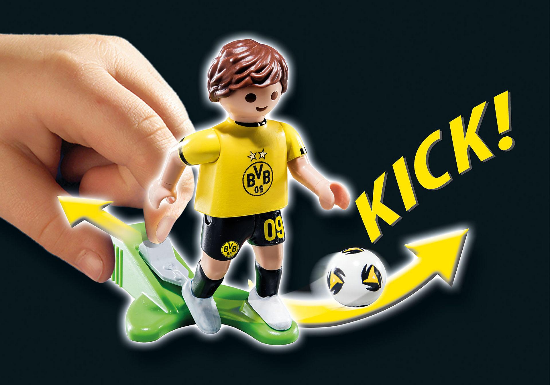 70545 Joueur de foot BVB zoom image4