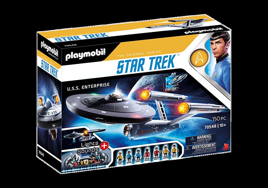 70548 Star Trek - U.S.S. Enterprise NCC-1701 detail image 4