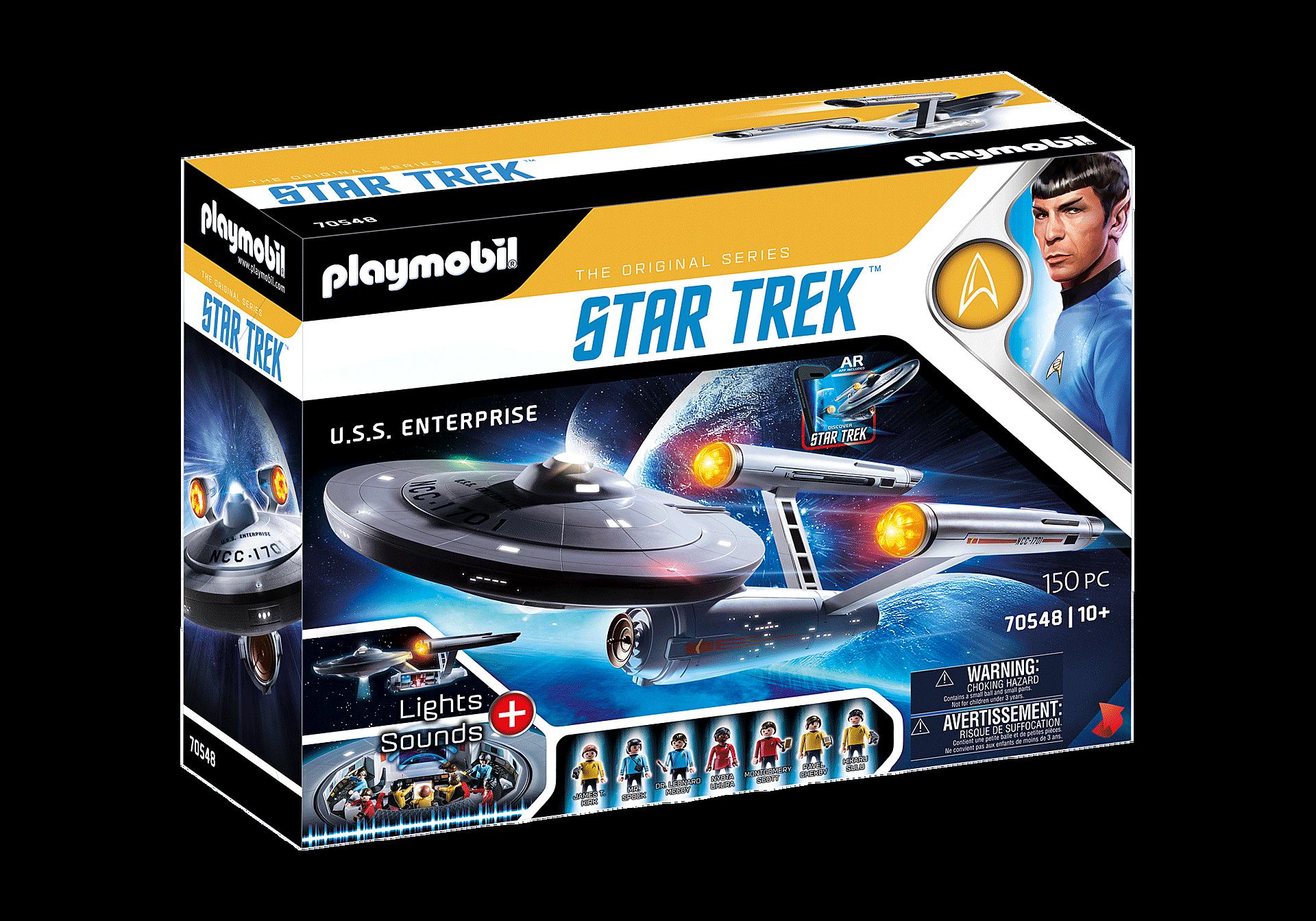70548 Star Trek - U.S.S. Enterprise NCC-1701 zoom image4