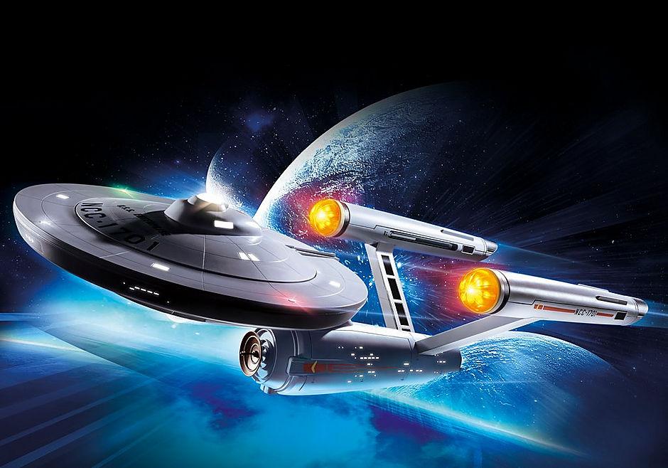 70548 Star Trek - U.S.S. Enterprise NCC-1701 detail image 1