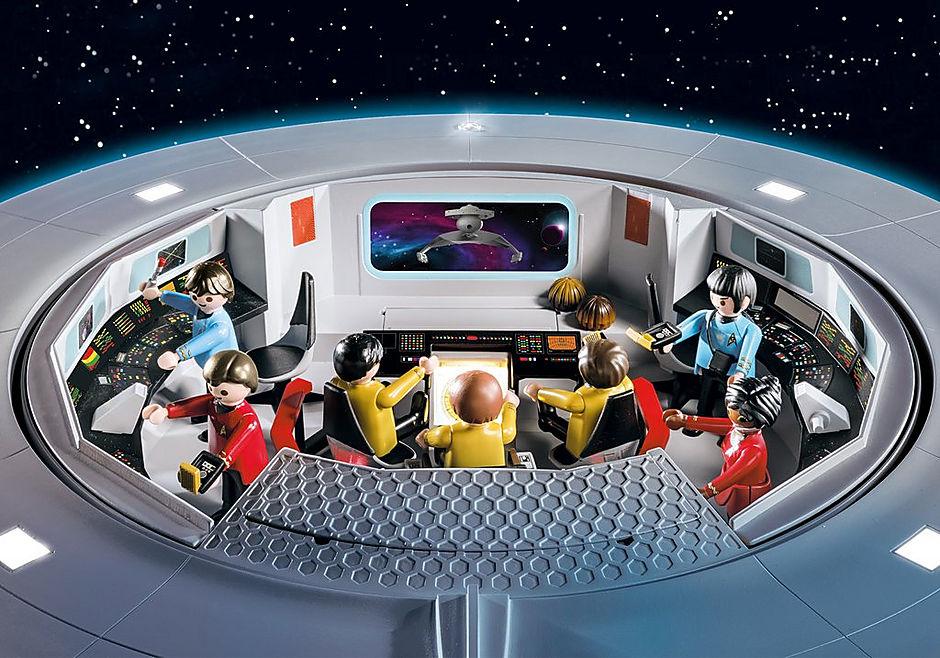 70548 Star Trek - U.S.S. Enterprise NCC-1701 detail image 5