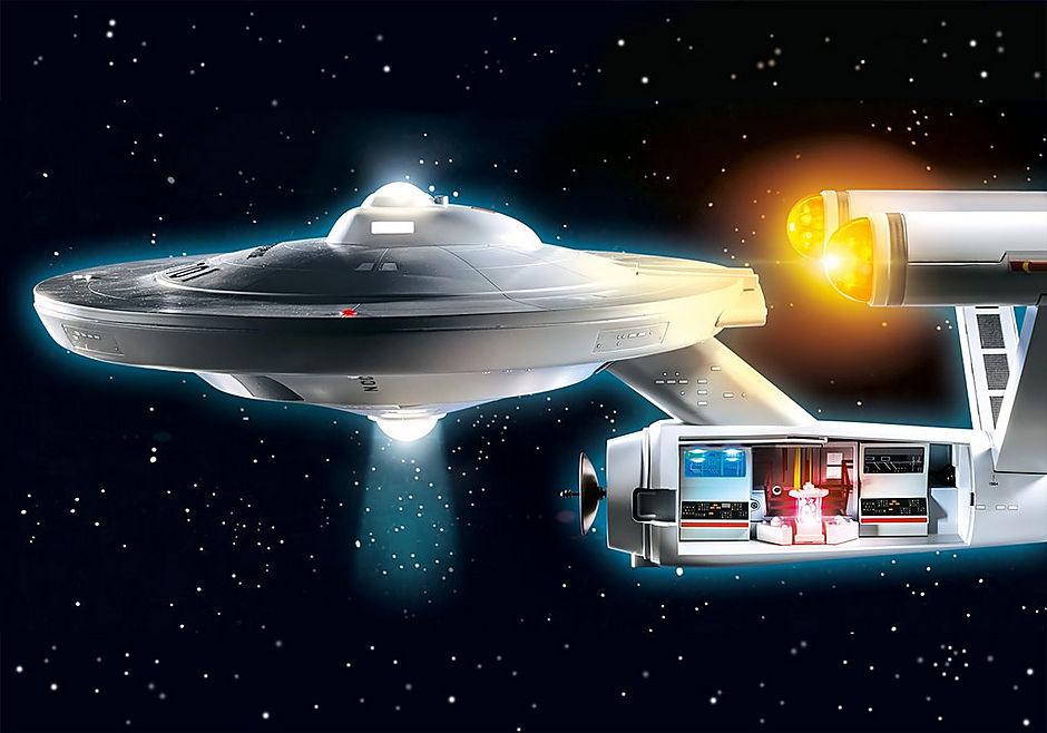70548 Star Trek - U.S.S. Enterprise NCC-1701 detail image 6