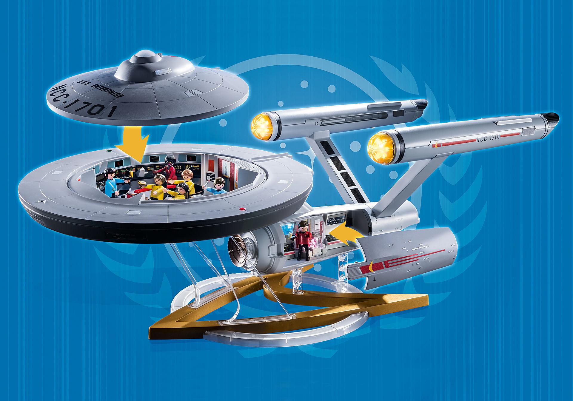 70548 Star Trek - U.S.S. Enterprise NCC-1701 zoom image8