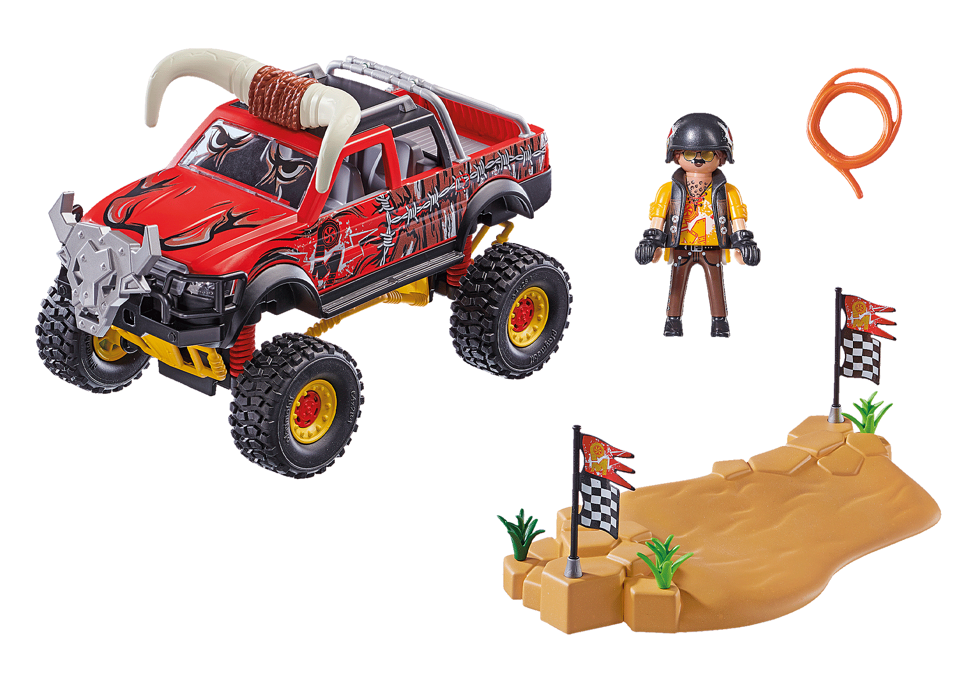 70549 Monster Truck Toro  zoom image3