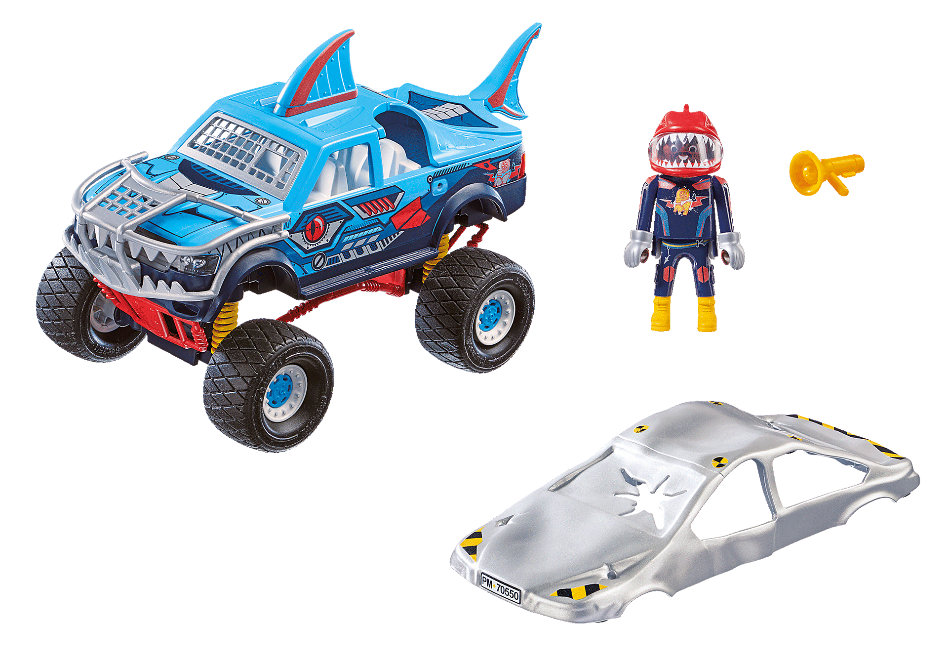 70550 Monster Truck Squalo zoom image3
