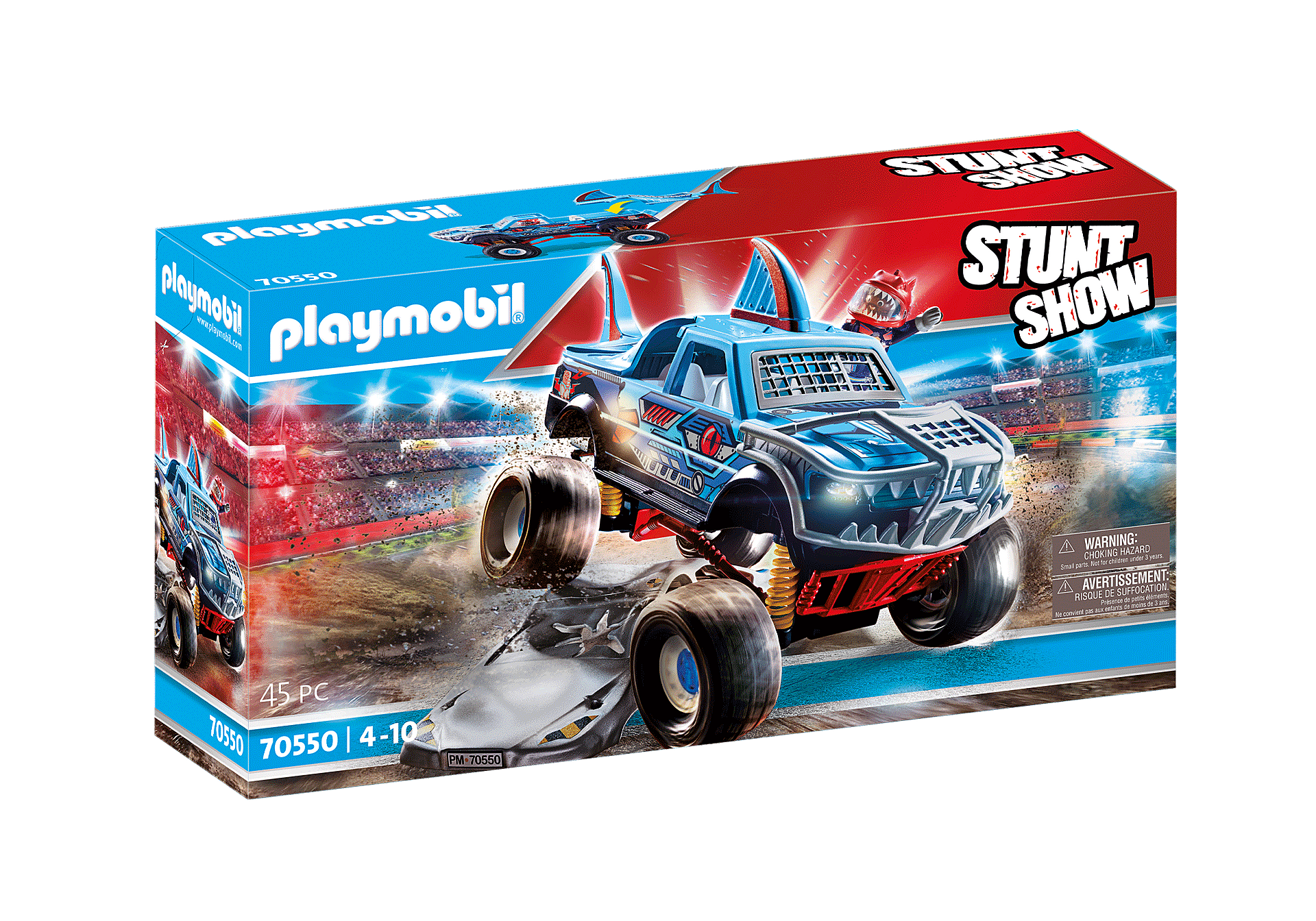 70550 Monster Truck Squalo zoom image2
