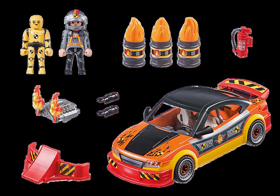 70551 Stunt Show Crash Car detail image 3