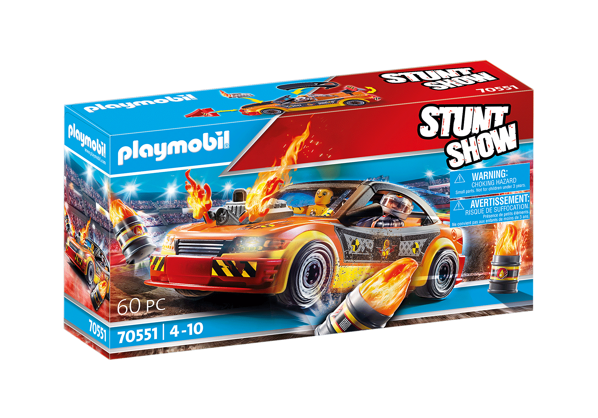 70551 Stuntshow Crashcar zoom image3