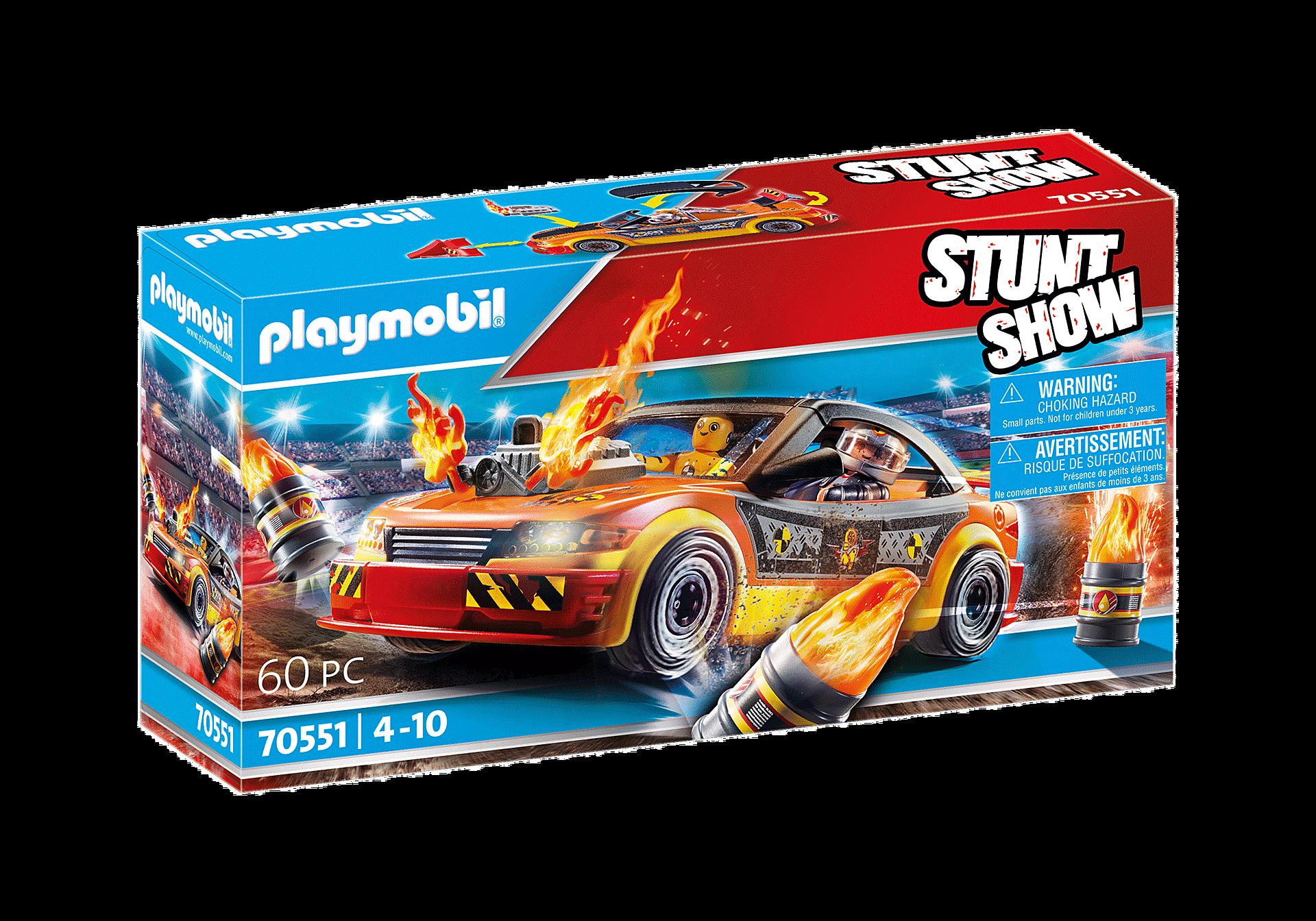 70551 Stuntshow Törmäysauto zoom image2