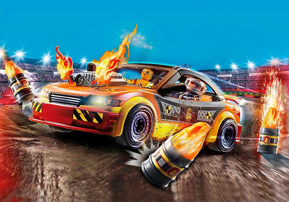 70551 Stunt Show Crash Car detail image 1