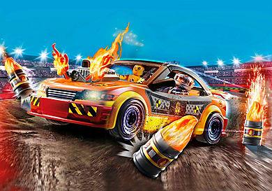 70551 Stunt Show Crash Car