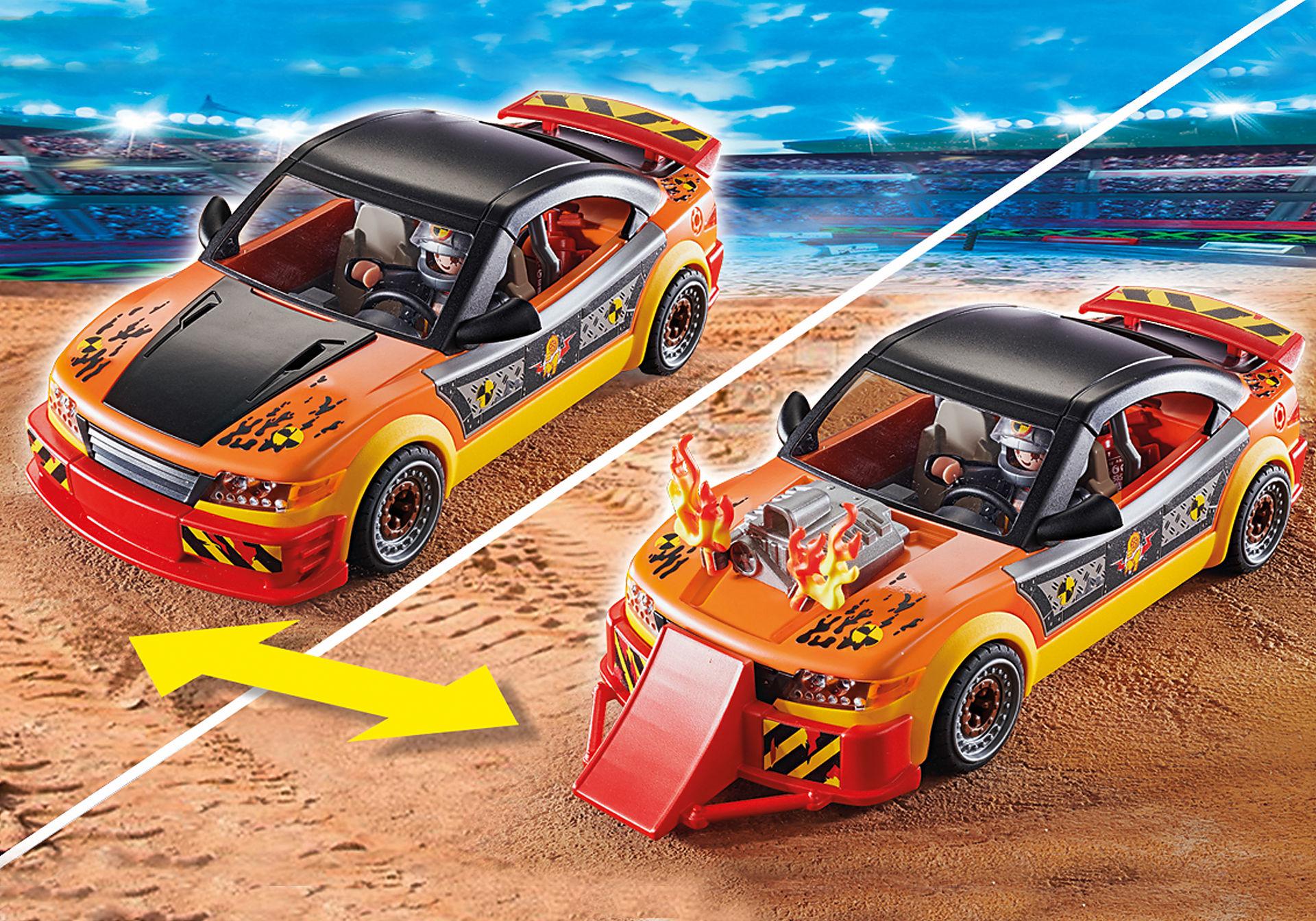 70551 Stunt Show Crash Car zoom image5
