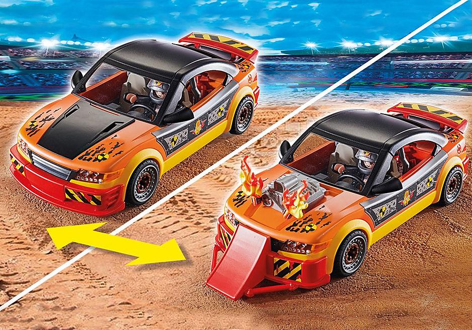 70551 Stuntshow Crashcar detail image 5