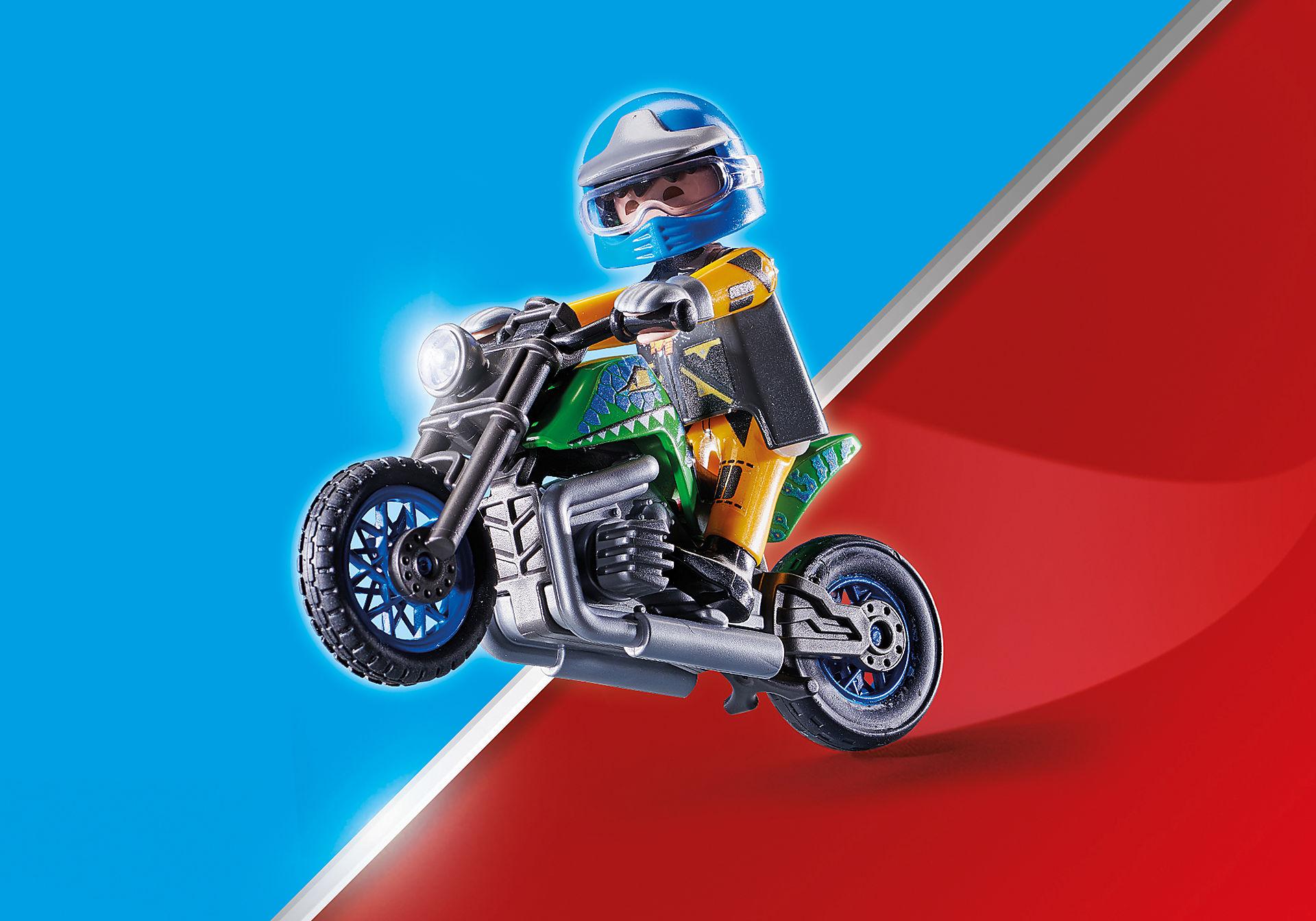 70552 Stuntshow Værkstedstelt zoom image5