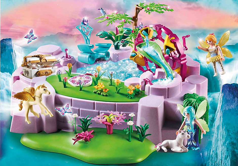 70555 Fairy Crystal Lake detail image 1
