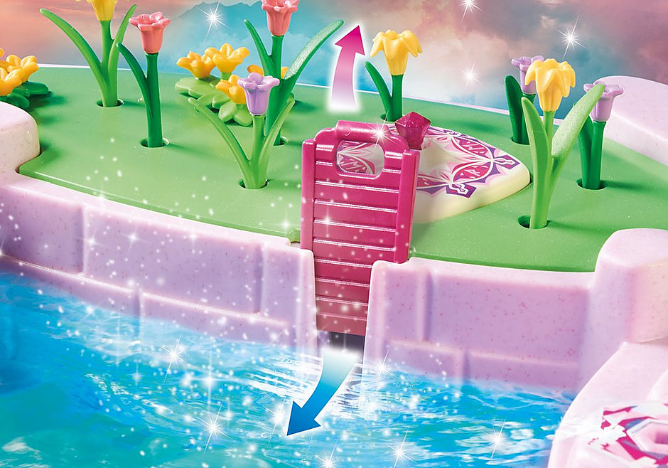 70555 Fairy Crystal Lake detail image 4