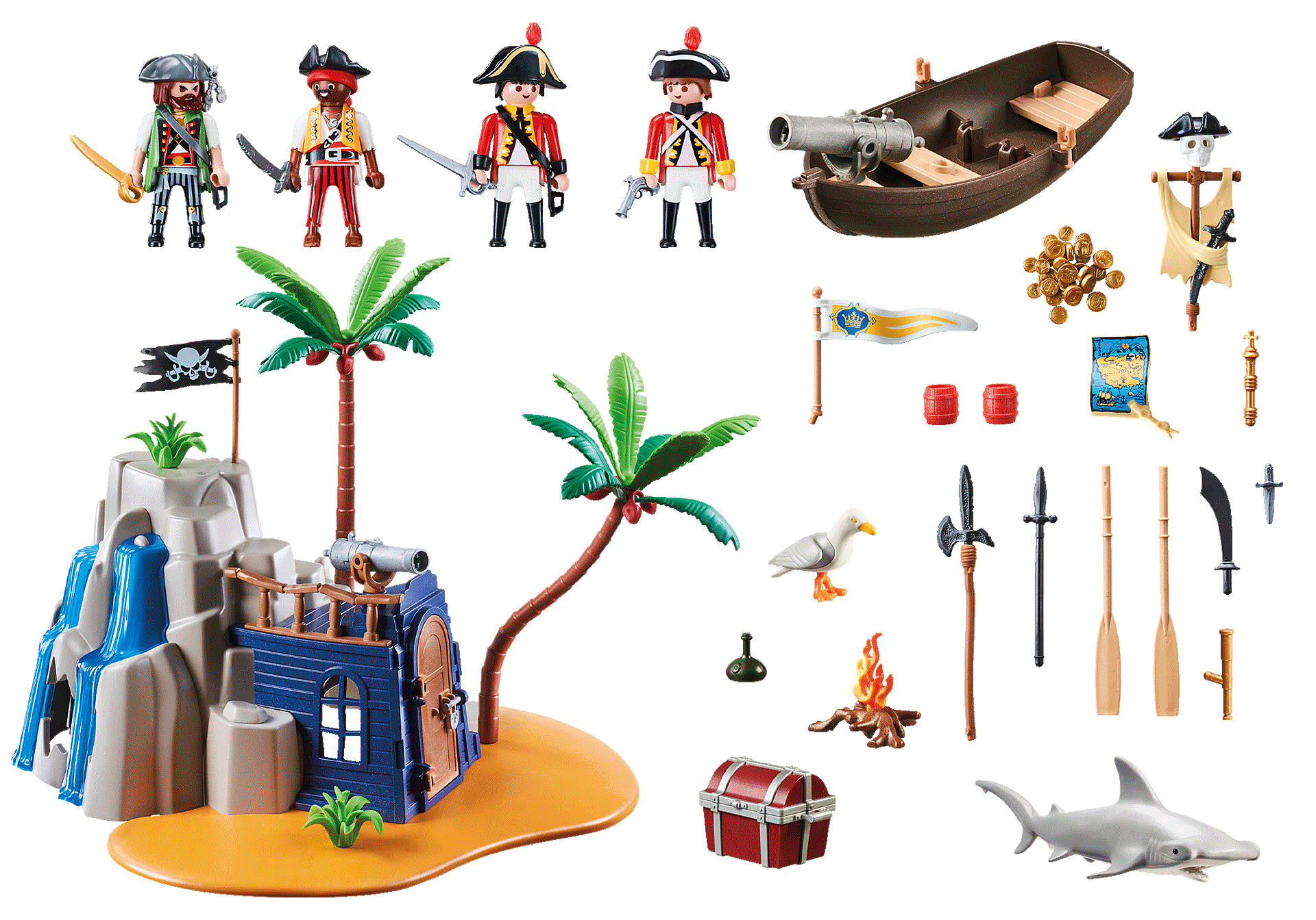 70556 Pirate Island Hideout zoom image3