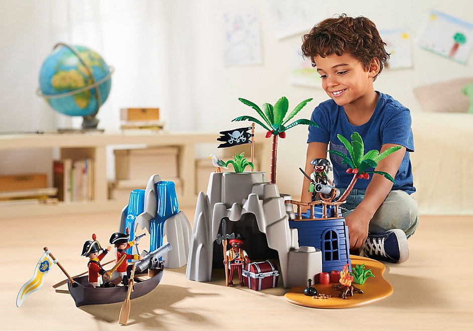 70556 Pirate Island Hideout detail image 6