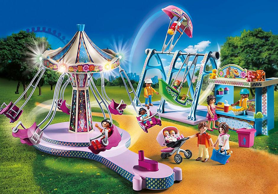70558 Parc d'attractions detail image 1
