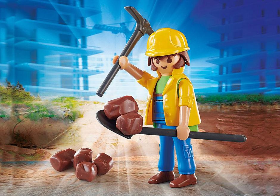 70560 Bauarbeiter detail image 1
