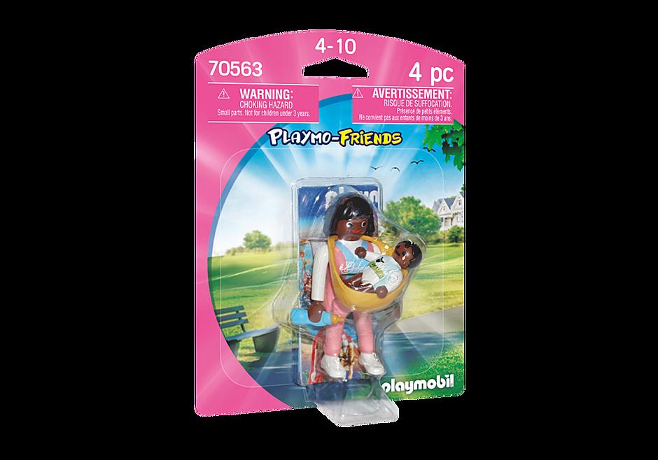 70563 Mama z dzieckiem w chuście detail image 2