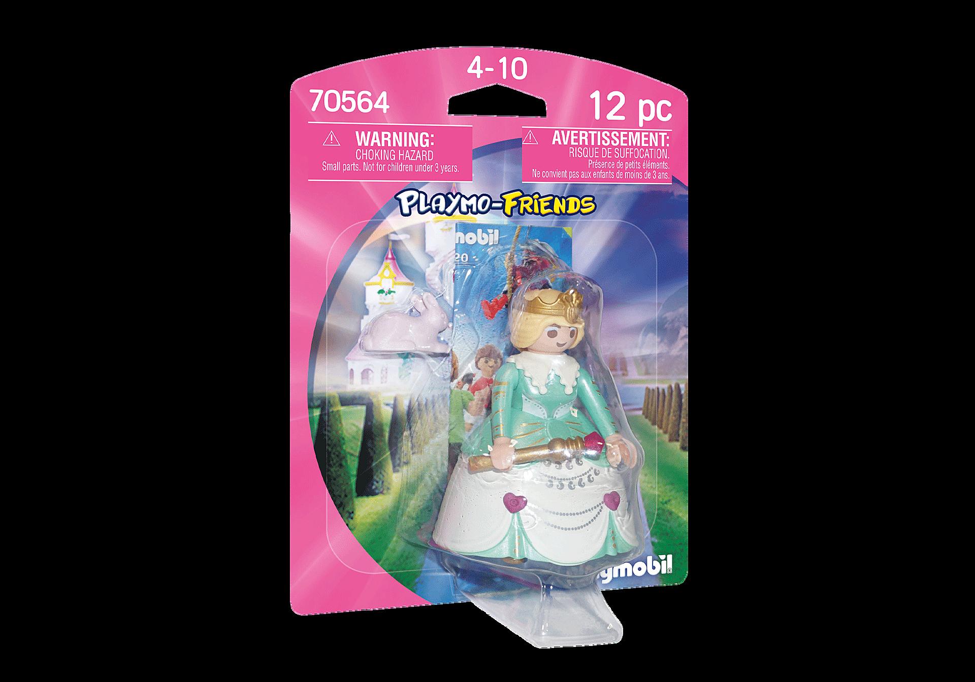 70564 Principessa con coniglietti zoom image2