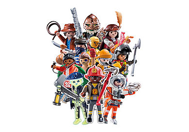 70565 PLAYMOBIL Figures Series 19 - Boys