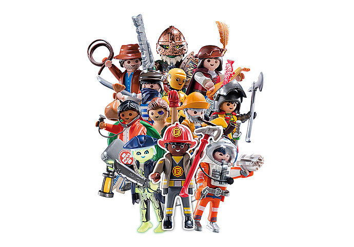 70565 PLAYMOBIL-Figures Boys (serie 19)