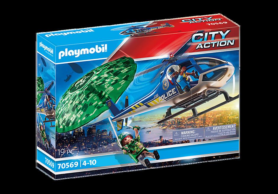 70569 Helicóptero da Polícia: Perseguição em paraquedas detail image 2