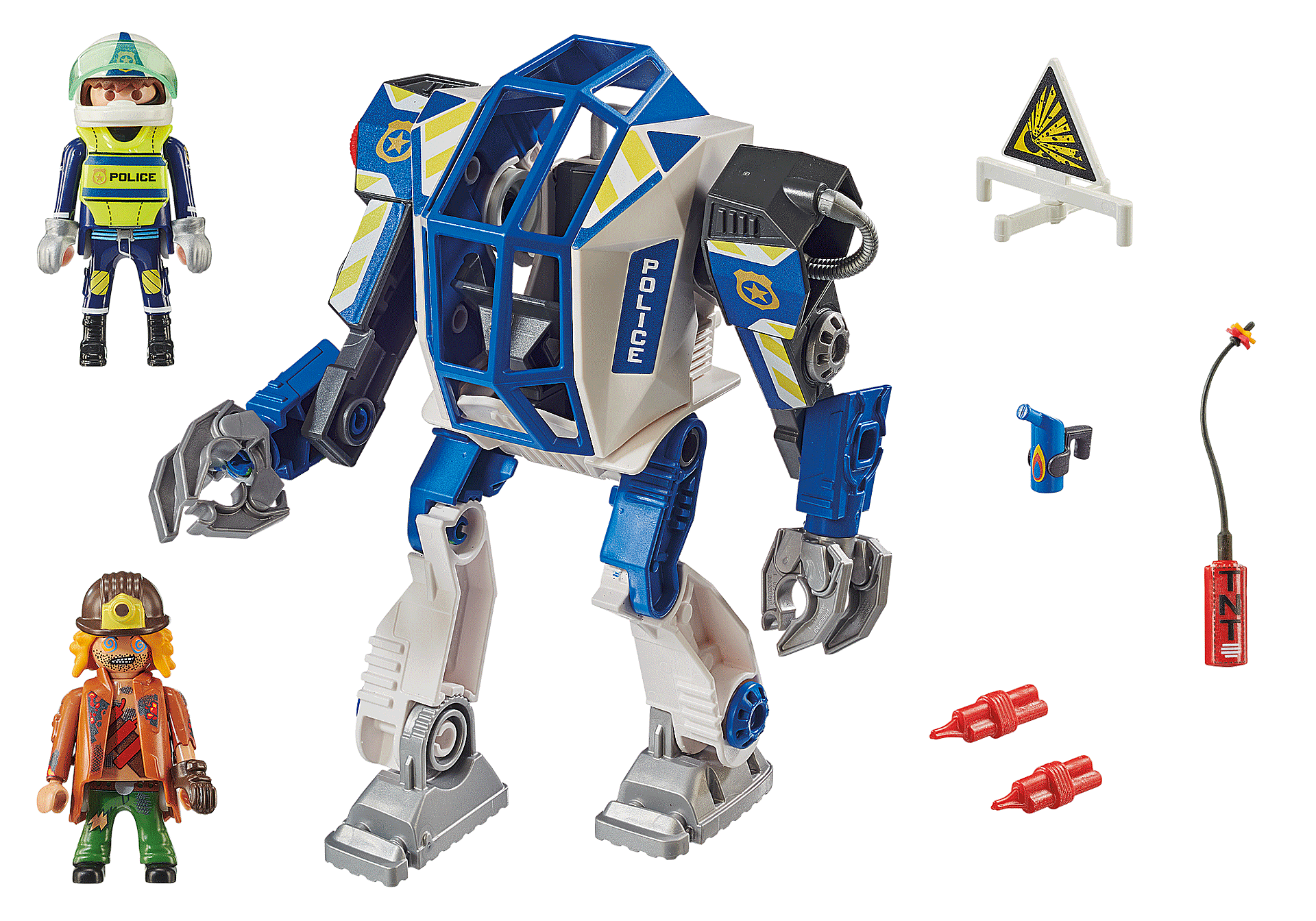 70571 Special Operations Police Robot zoom image3