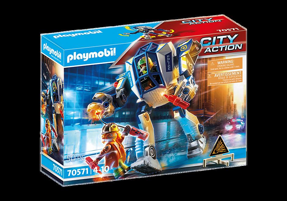 70571 Polisrobot: Specialstyrka  detail image 2