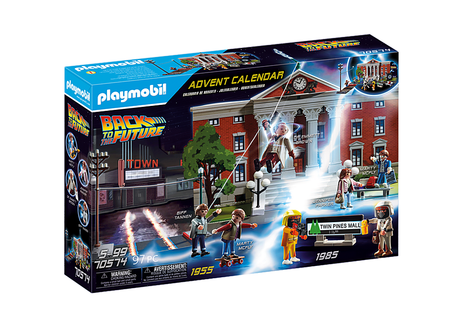 70574 Adventskalender  'Back to the Future' detail image 2